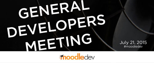 General Developers Meeting