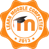 Learn Moodle Completer 2013