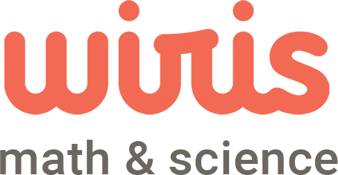 Logo WIRIS Mathandscience Transparent